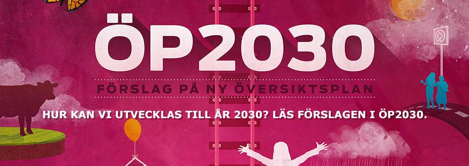 Översiktsplan 2030